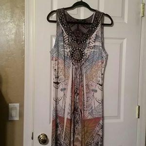 Apt.9 Maxi dress